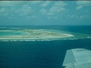 〇中共が太平洋のキリバスで浮沈空母計画を画策している