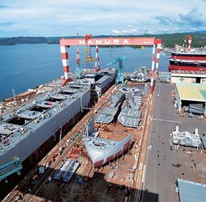 〇低迷中の日本造船界 船舶燃費等級制導入で復活を目指す