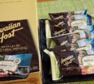 ハワイアン・ホースト・チョコレート
