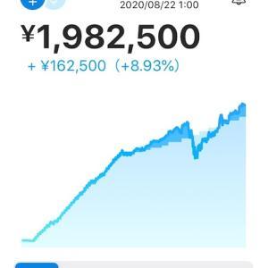 WealthNavi 706日目