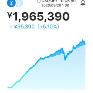 WealthNavi 740日目