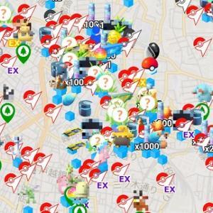 みんポケ-みんなで作るポケモンGO情報共有マップ-に情報を登録する方法