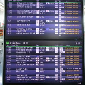 2020年ブルガリアへの道その2~日本前泊から出発当日~