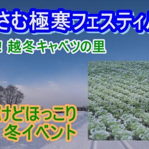 元祖!越冬キャベツの里の冬イベント【わっさむ極寒フェスティバル】