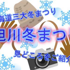 【旭川冬まつり】札幌雪まつりにも負けない迫力!日程や会場の見どころ紹介