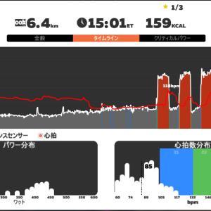 Zwift DE RACE 48m58s, 290.6W(NP 310.3W)