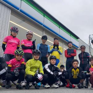 三味線Rさん 鈴鹿スポーツガーデン周回練 DE 距離:109.1km, Ave:34.5km/h