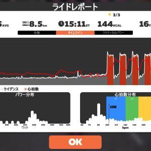 Hironobu(Shamisen R)'s Meetup DE 1h43m50s, 252W