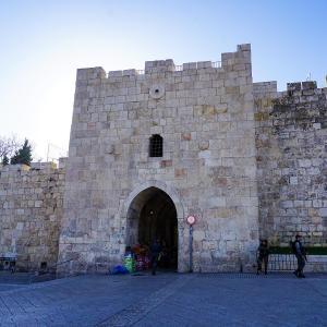 エルサレム(1):2019年12月、イスラエル、ヨルダン、トルコを巡る旅(10)