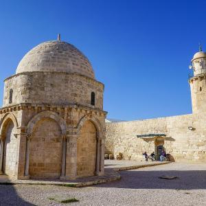 エルサレム(2):2019年12月、イスラエル、ヨルダン、トルコを巡る旅(11)