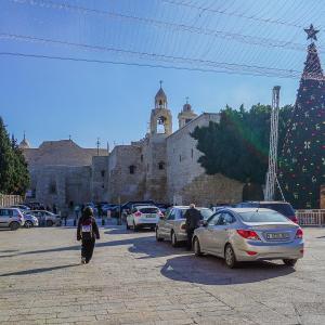 ベツレヘム:2019年12月、イスラエル、ヨルダン、トルコを巡る旅(12)