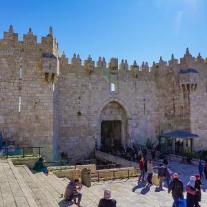 エルサレム(3):2019年12月、イスラエル、ヨルダン、トルコを巡る旅(13)