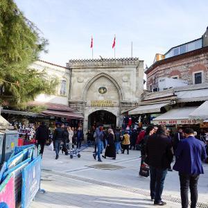 イスタンブール:2019年12月、イスラエル、ヨルダン、トルコを巡る旅(14)