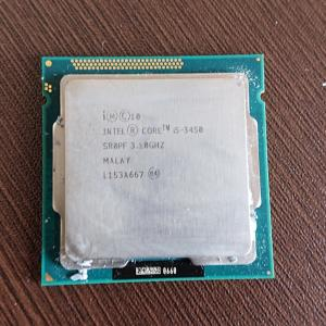 【i5 3450】旧型ながら高性能でゲーム用途では必要十分な性能を持っていました。