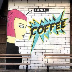 ニューヨークのカフェは砂糖めちゃ入れられる件。