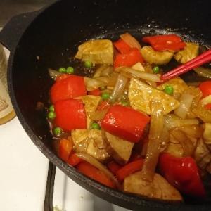 謎のボヨヨン豆腐