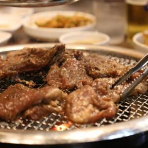 韓国プサンで食い倒れ~デジ(豚)カルビを食す~