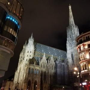 ウィーン旅行 【おすすめコース:旧市街リング内散策①】