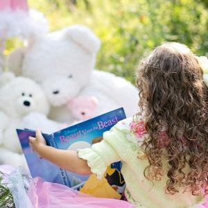 娘と実践して効果があったディズニー「美女と野獣」を使った英語学習法~大人の英語学び直しにも効果あり~