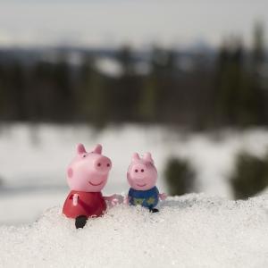 【歌詞和訳】Peppa Pigの歌「Traffic」で英語多聴に挑戦!
