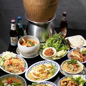 【タイ料理】タイ料理の超豪華セットが始まりました