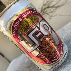 【タイ料理】日本のLEOビールの販売価格