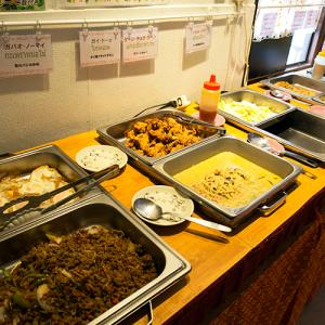 【タイ料理】食べ放題のタイ料理店