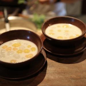 【タイ料理】台風21号ブアローイと白玉ココナッツミルクが食べられる店<東京・大阪>