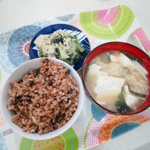 お米ダイエット18日目