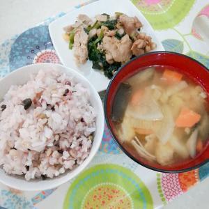 再お米ダイエット5日目