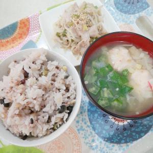 再お米ダイエット8日目