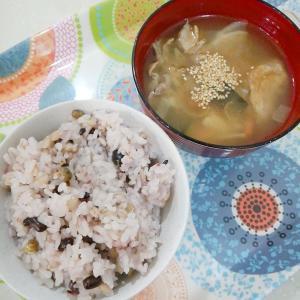再お米ダイエット10日目