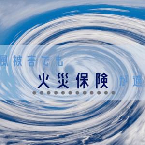 【全額支給された!】台風被害を火災保険で適用する簡単手続き方法!