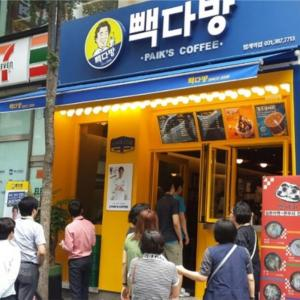 私のオススメ韓国チェーン店カフェ
