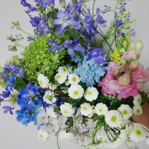 花束はすごい