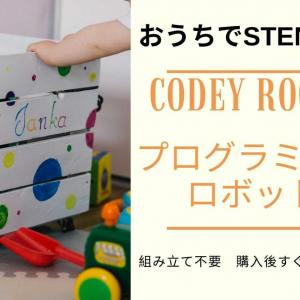 STEM教育 プログラミングロボット Codey Rocky