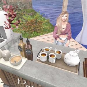 Coffee Bar 作っちゃいました(*´∀`*)