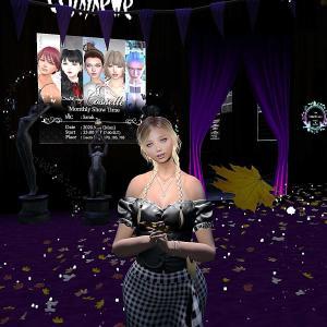 ショーダンスのご紹介♪ 今夜開演〜☆*:.。.