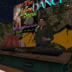 DJ Thobi's ハロウィンスペシャルへお越しいただきありがとうございました〜!