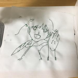 【ミシンで縫ってみた!?】『化物語の阿良々木火憐』#11