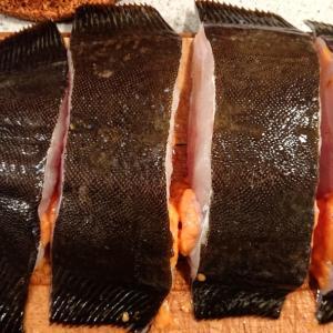 煮付け魚の王様ババガレイの煮付け