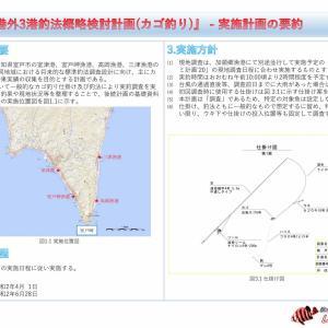 【実施計画書】室津港外3港釣法概略検討計画(カゴ釣り) - 実施計画書【#高知カゴ釣り計画】