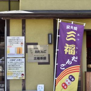 【行列】日光で食べ歩きおすすめ団子【東照宮近辺】