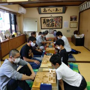 小松市の将棋クラブ『徳』に行ってきました