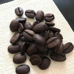 【日記】今日の珈琲 一関チャフのキリマンジャロを入れたら部屋がいい香り過ぎた