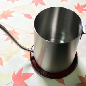 【日記】今日の珈琲 チャフのスマトラマンデリン スマトラ式を調べてレア感に浸る【コーヒー部】