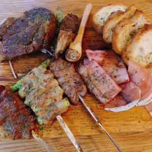 赤羽のPork Chops(ポークチョップス)でお肉とチーズの共演!コスパ抜群の内容だった