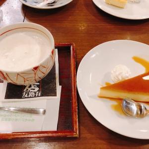 昔ながらの喫茶店友路有(トゥモロー)は昭和の雰囲気がそのまま残っている