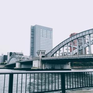 かつての東洋一 勝鬨橋