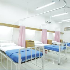 個室入院患者からみた 格下大部屋